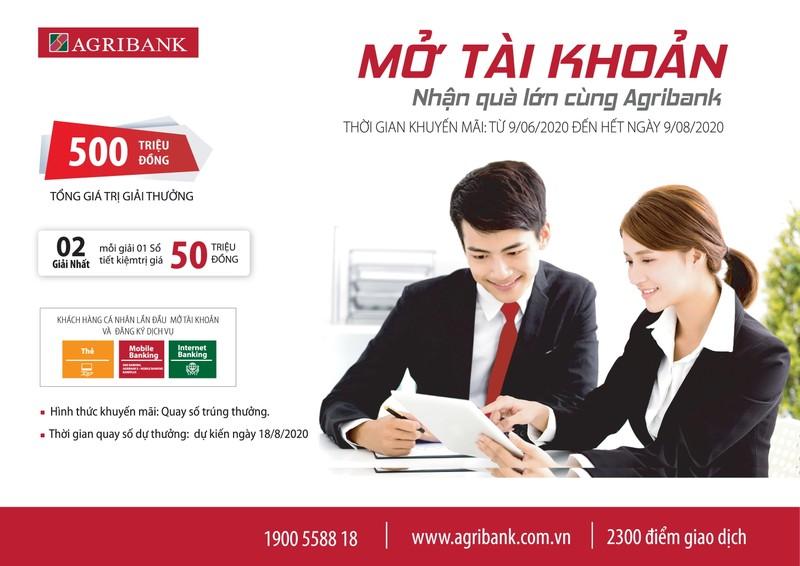 Agribank: 'Giao dịch cực nhanh - Nhận quà cực đã' - ảnh 3