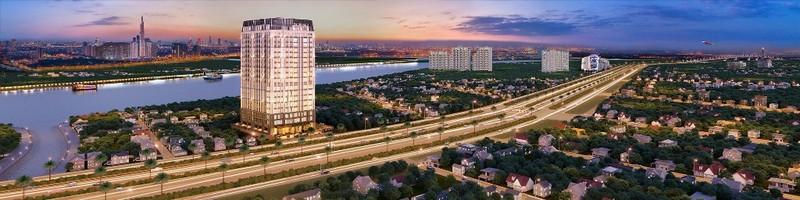 Đầu tư sinh lợi với bất động sản văn phòng và căn hộ - ảnh 1