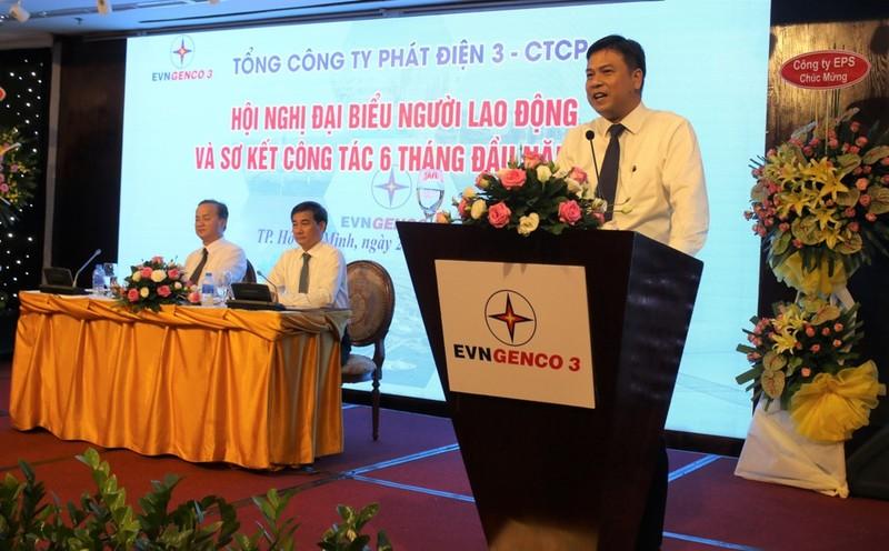 EVNGENCO3 đảm bảo cung ứng điện mùa khô   - ảnh 1