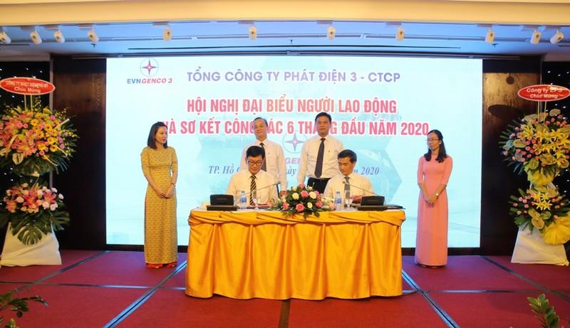 EVNGENCO3 đảm bảo cung ứng điện mùa khô   - ảnh 2