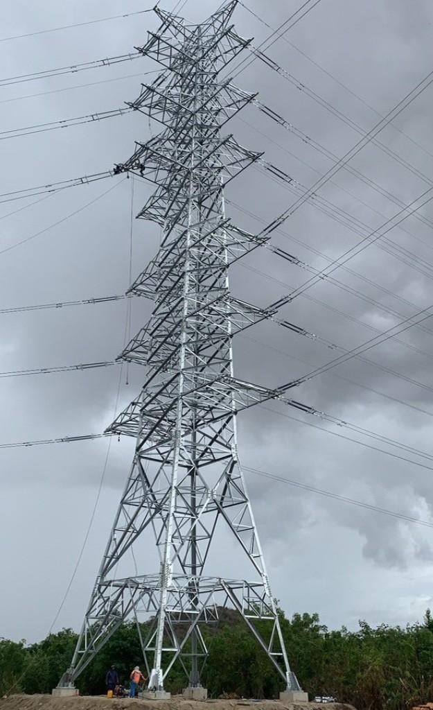 EVNNPT đóng điện trạm biến áp 220 kV Ninh Phước - ảnh 1