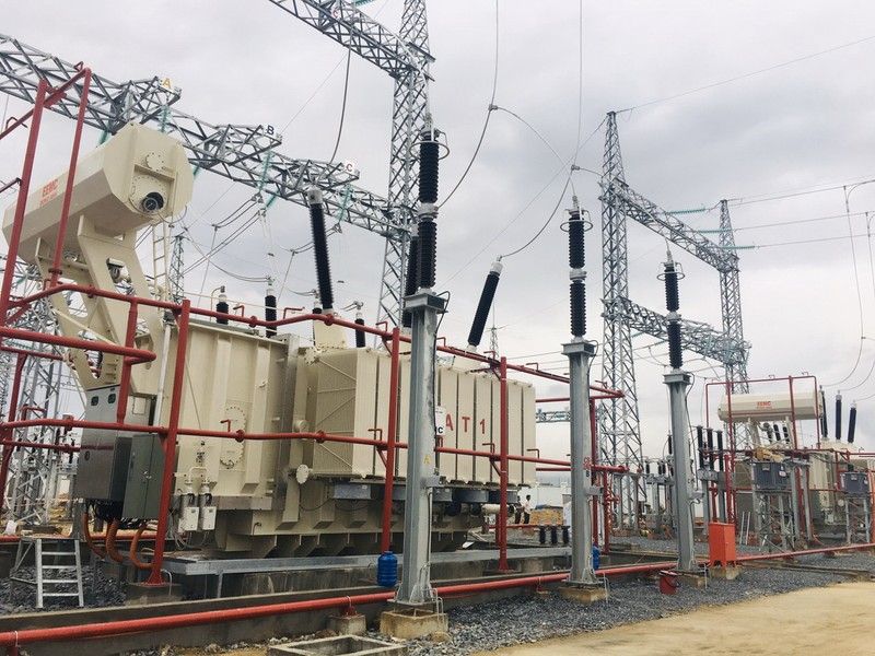 EVNNPT đóng điện trạm biến áp 220 kV Ninh Phước - ảnh 3