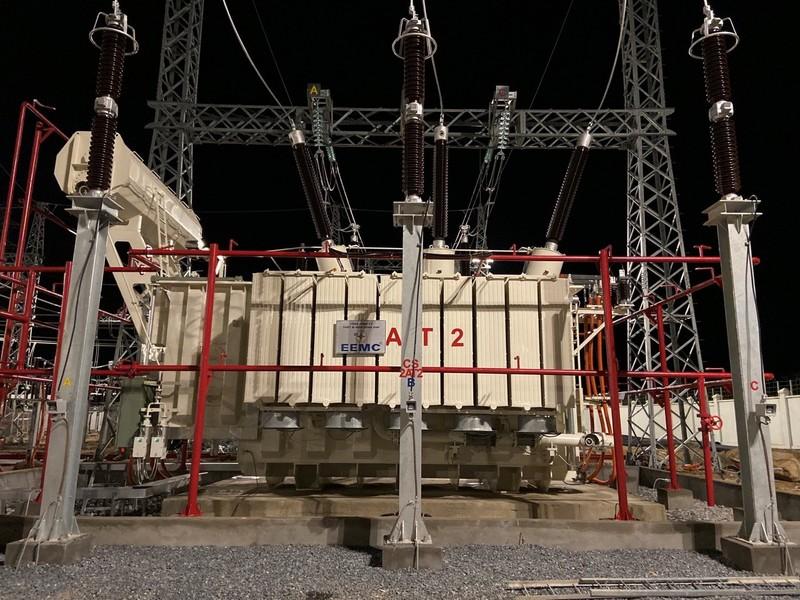 EVNNPT đóng điện trạm biến áp 220 kV Ninh Phước - ảnh 4