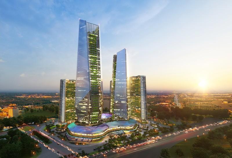 Sunshine Empire lọt Top dự án có tổng mức đầu tư lớn - ảnh 2