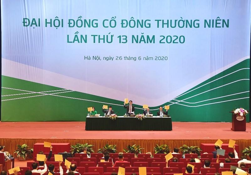 Vietcombank tổ chức Đại hội đồng cổ đông năm 2020 - ảnh 1