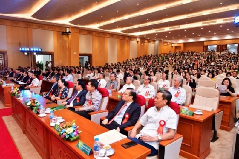 Hội nghị điển hình tiên tiến Vietcombank lần thứ V - ảnh 1