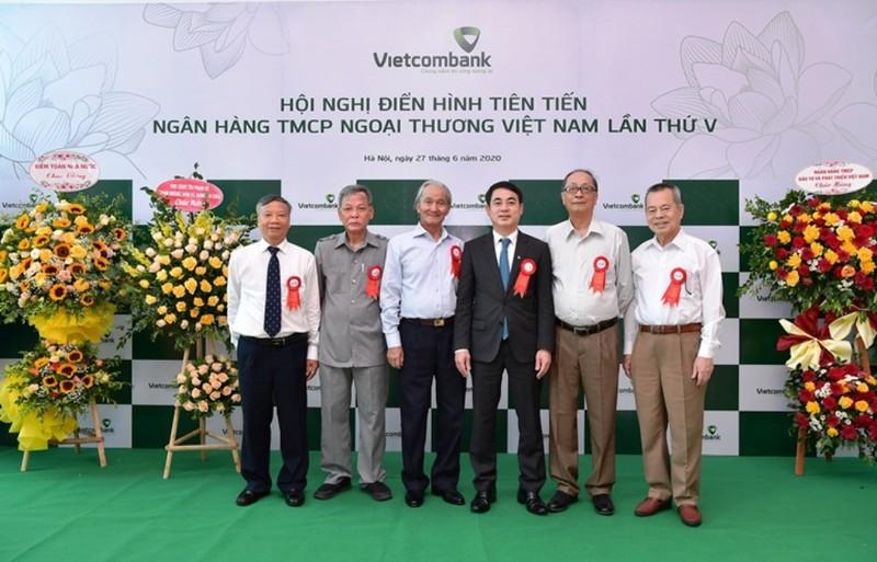 Hội nghị điển hình tiên tiến Vietcombank lần thứ V - ảnh 2