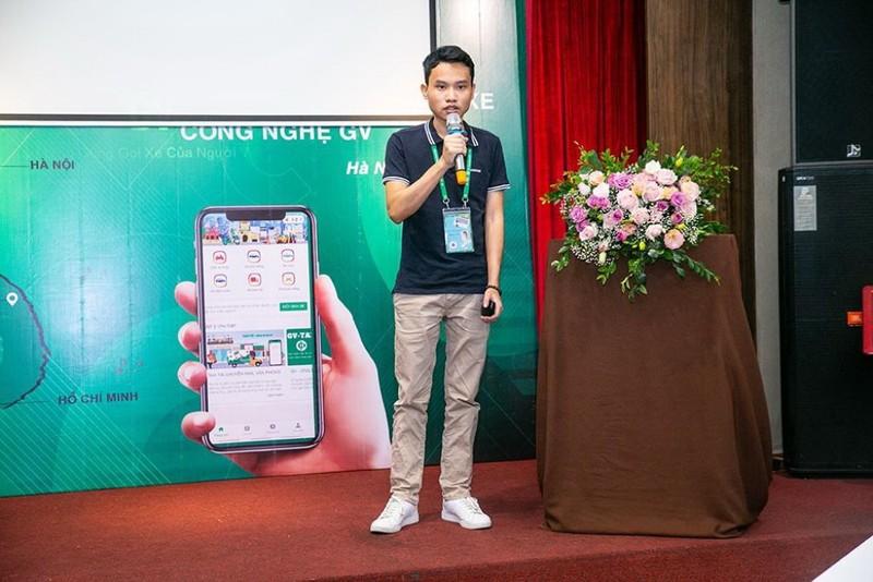 Thêm ứng dụng gọi xe Việt gia nhập thị trường - ảnh 1