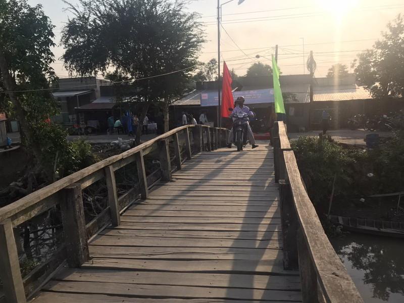 Những cây cầu Hy vọng trên đất ông Thoại - ảnh 1