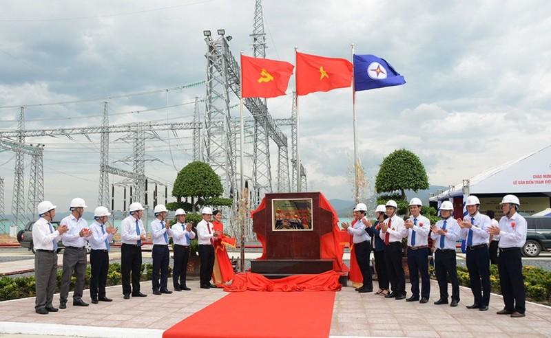 Trạm 220 kV Ninh Phước giải toả công suất năng lượng tái tạo - ảnh 1