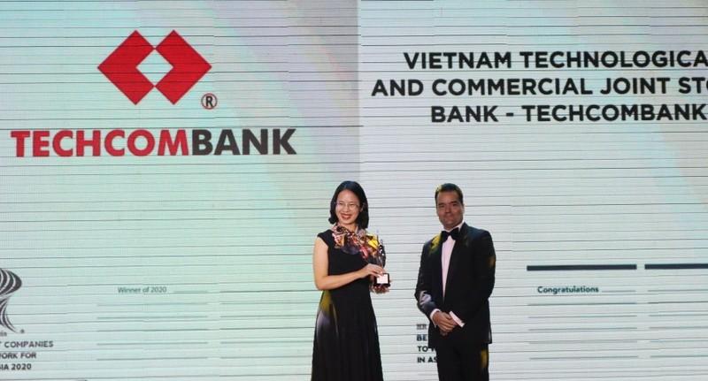 HR Asia Award vinh danh Techcombank - ảnh 1