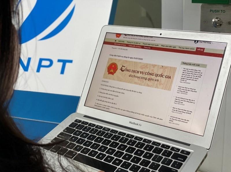 VNPT Pay tích hợp thanh toán các dịch vụ công Quốc gia - ảnh 1