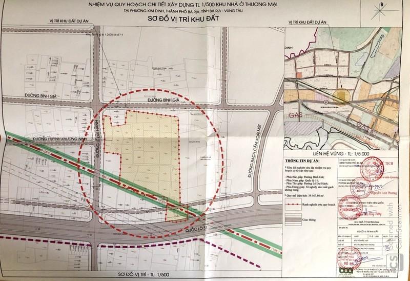 Chấp thuận chủ trương đầu tư dự án Kim Dinh 4 - ảnh 1