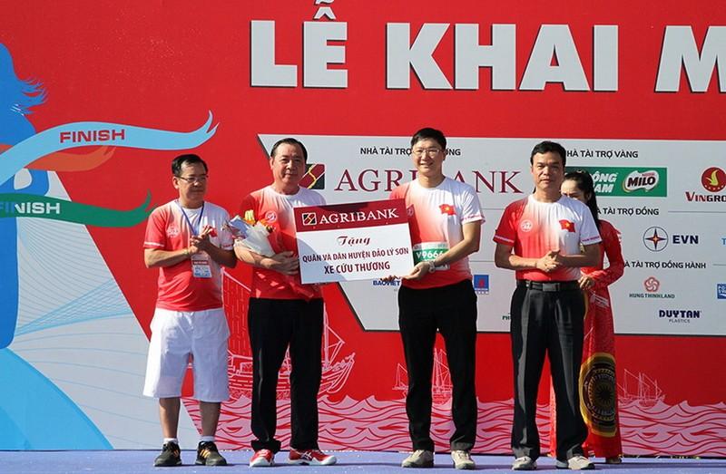 Agribank tại Giải Vô địch Quốc gia Marathon - ảnh 2