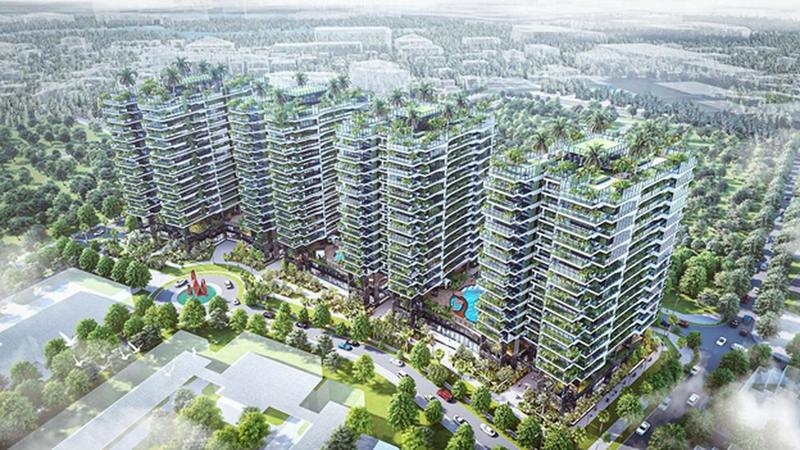 Chuỗi bất động sản sinh thái thông minh Sunshine Homes         - ảnh 2