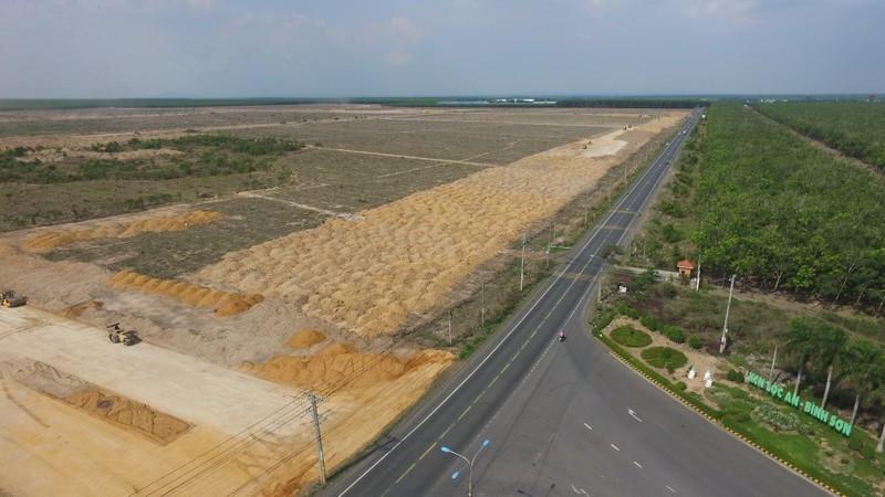 Đồng Nai đảm bảo tiến độ khởi công Sân bay Long Thành      - ảnh 1
