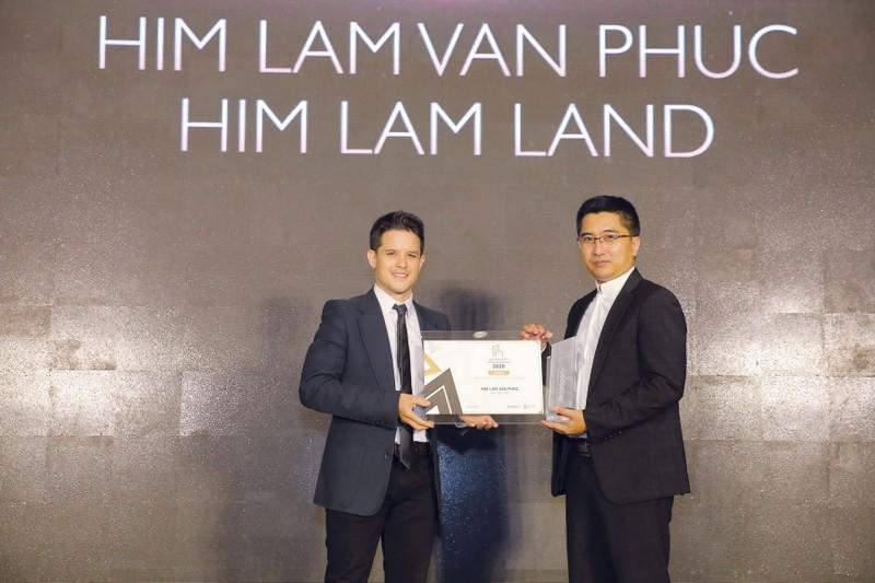 Him Lam Land: Nhiều giải thưởng tại Dot Property Vietnam Award - ảnh 3