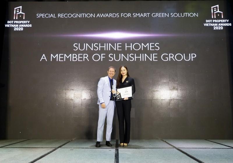 Giải pháp Xanh giúp Sunshine Homes ghi dấu ấn tuyệt đối        - ảnh 1