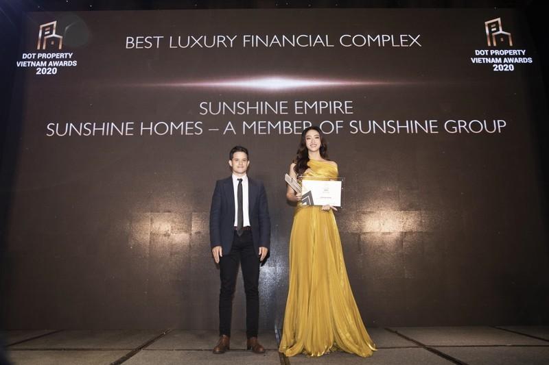 Giải pháp Xanh giúp Sunshine Homes ghi dấu ấn tuyệt đối        - ảnh 2