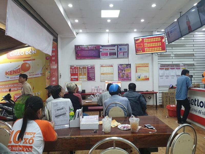 Xổ số Keno, kênh giải trí mới của người Việt - ảnh 1