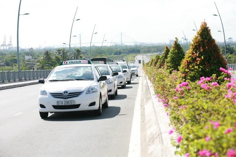 Thanh toán cước taxi không tiền mặt với VNS Prepaid - ảnh 1