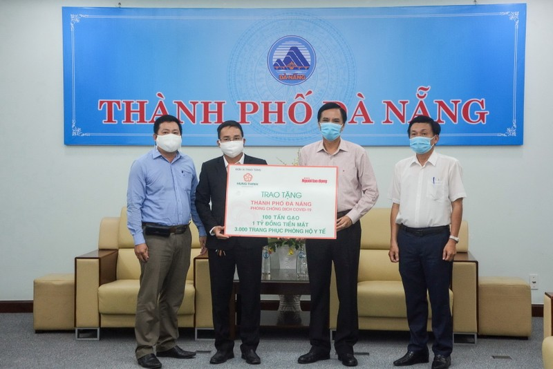 Tập đoàn Hưng Thịnh đến với Đà Nẵng, Quảng Nam - ảnh 2