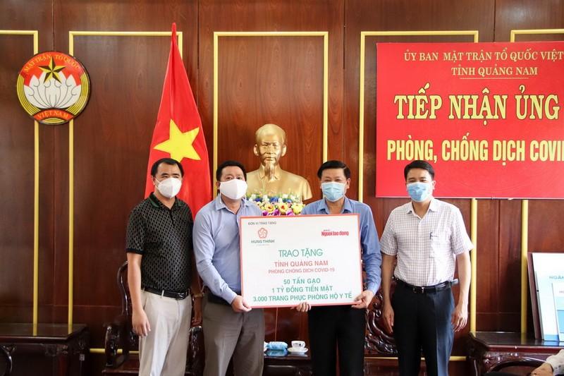 Tập đoàn Hưng Thịnh đến với Đà Nẵng, Quảng Nam - ảnh 3