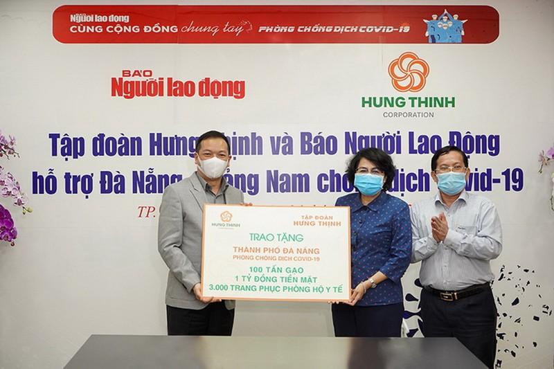 Tập đoàn Hưng Thịnh đến với Đà Nẵng, Quảng Nam - ảnh 1