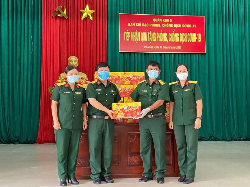 Trà thanh nhiệt Dr Thanh đến với Quân khu 5, Quân khu 7 - ảnh 1