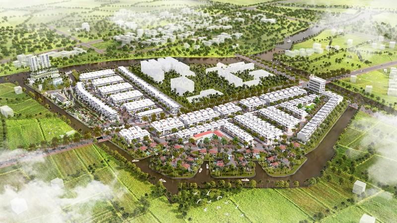 T&T Group khởi công dự án nhà ở đầu tiên tại ĐBSCL          - ảnh 1