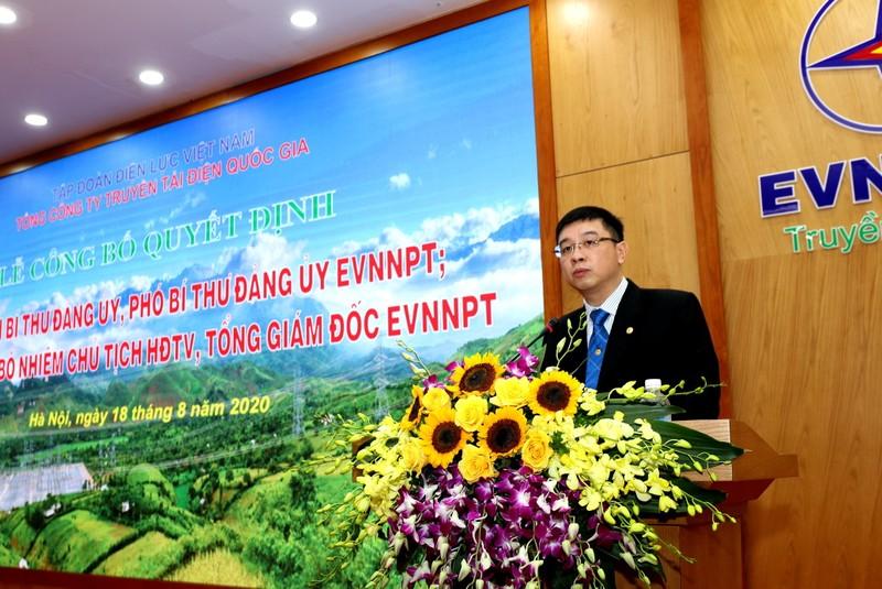 EVNNPT có tân chủ tịch và tổng giám đốc - ảnh 3