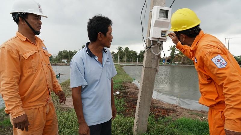 EVNSPC đảm bảo an toàn và phòng chống tai nạn điện mùa mưa bão - ảnh 1