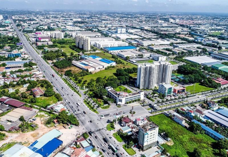 Thuận An lên thành phố: Cơ hội vàng cho BĐS Bình Dương - ảnh 1
