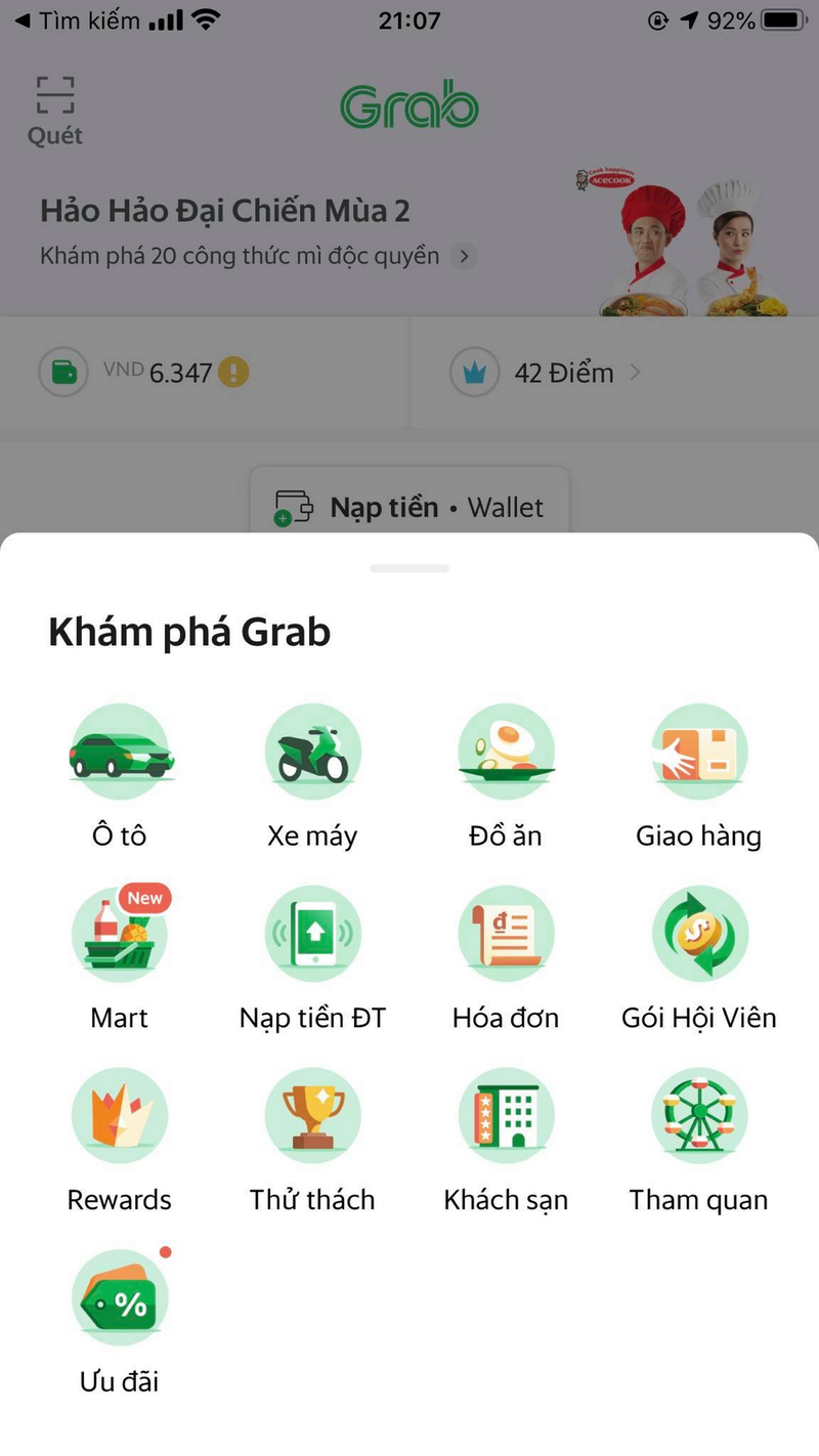 Grab và Klook hợp tác giúp người dùng trải nghiệm du lịch      - ảnh 1