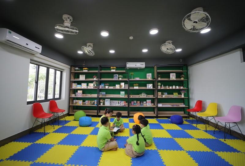 Trường tiểu học Tre Việt sẵn sàng chào năm học mới - ảnh 2