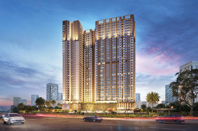Opal Skyline đón đầu nhu cầu nhà ở Thuận An – Bình Dương       - ảnh 1