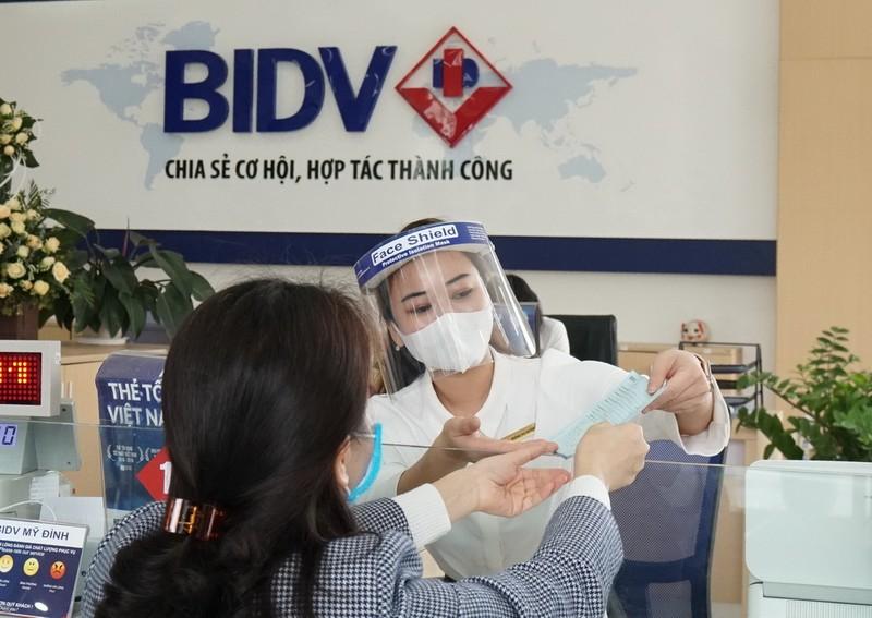 Chọn số để có tài khoản thanh toán Như ý tại BIDV - ảnh 1