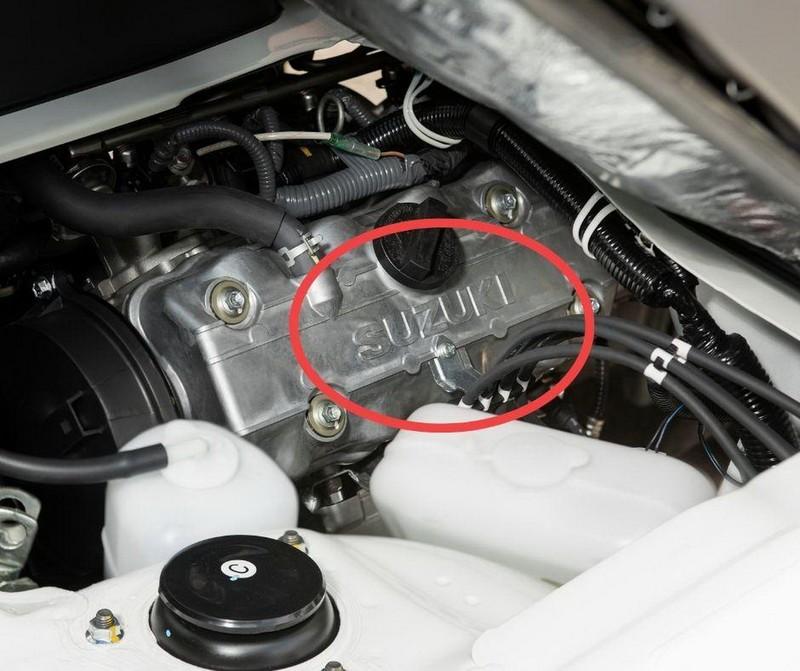 Động cơ Suzuki F10 chính hãng được tin dùng suốt 25 năm        - ảnh 1