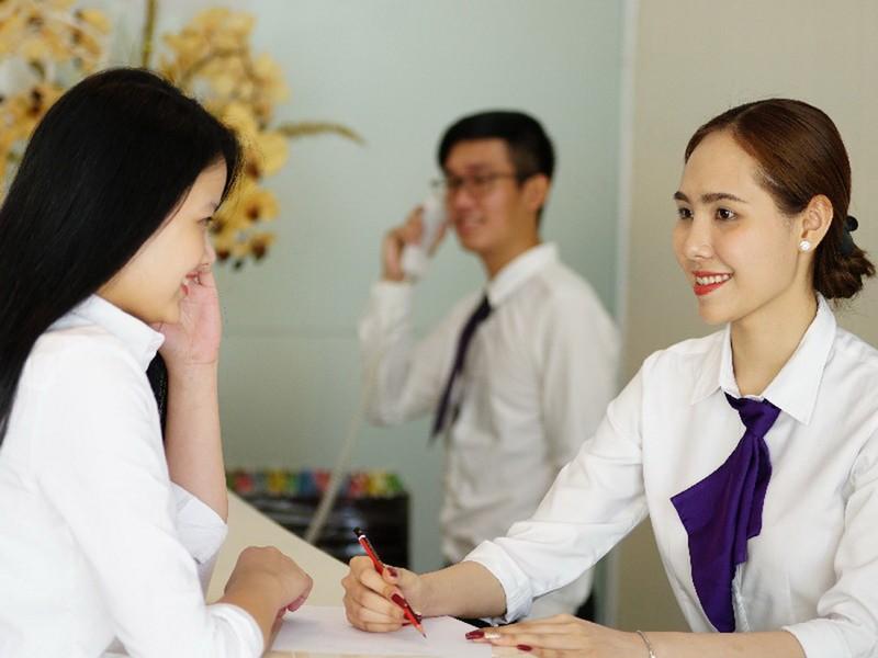 Học Quản trị khách sạn tại khách sạn 4-5 sao được trả thù lao  - ảnh 1