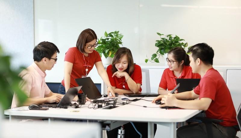 Văn hóa doanh nghiệp và bước chân 'thần tốc' của Techcombank - ảnh 1