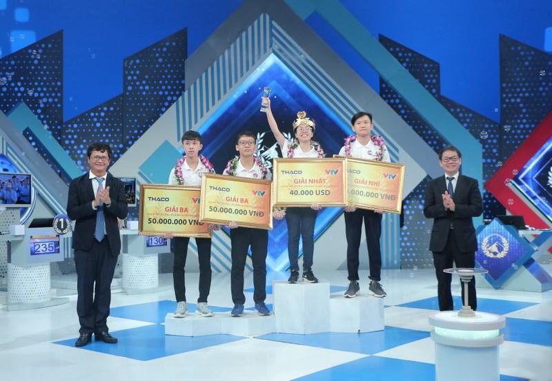 THACO đồng hành thêm 5 năm và tăng giá trị giải thưởng - ảnh 1