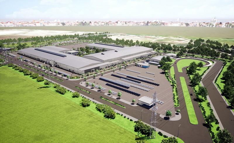 TC Motor khởi công dự án lớn tại Ninh Bình, Quảng Ninh - ảnh 1
