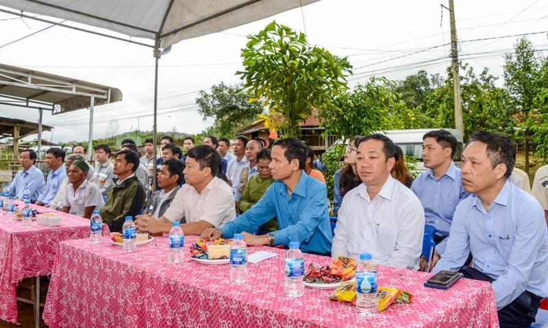 EVNGENCO1 trao tặng nhà tình nghĩa tại Lâm Đồng             - ảnh 4