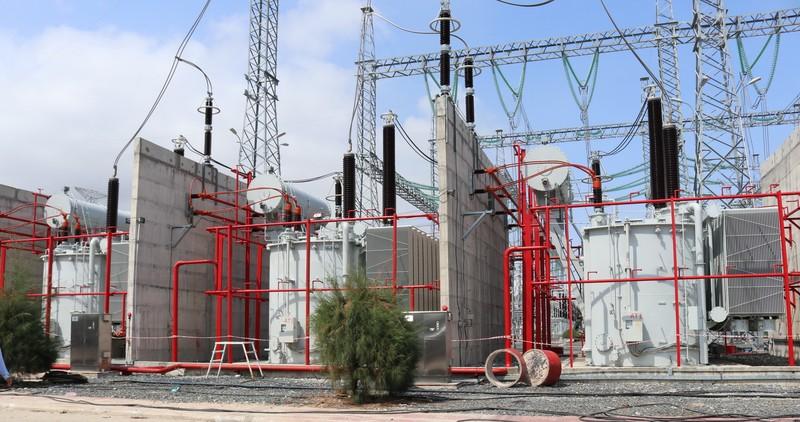 EVNNPT dồn nguồn lực giải phóng công suất năng lượng tái tạo   - ảnh 1