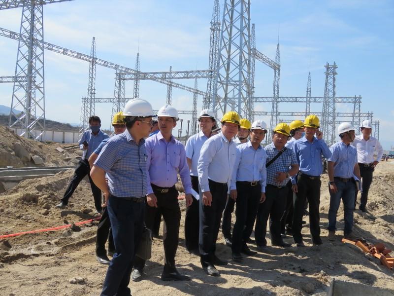 EVNNPT dồn nguồn lực giải phóng công suất năng lượng tái tạo   - ảnh 2