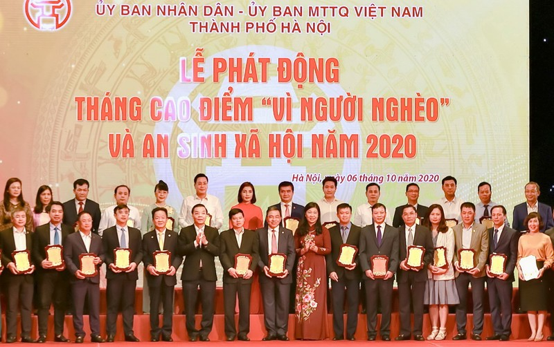 'Bầu Hiển' ủng hộ 5 tỉ đồng quỹ Vì người nghèo Hà Nội - ảnh 3