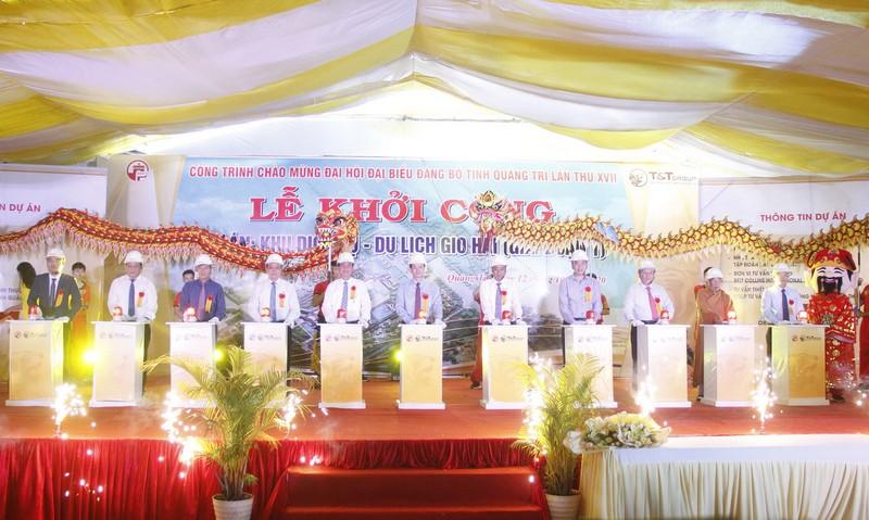 T&T Group khởi công dự án gần 4.500 tỉ tại Quảng Trị - ảnh 1
