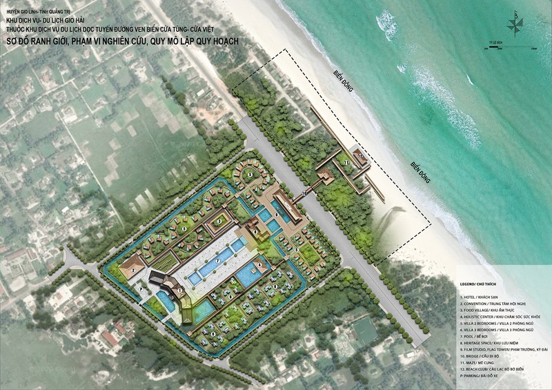 T&T Group khởi công dự án gần 4.500 tỉ tại Quảng Trị - ảnh 2