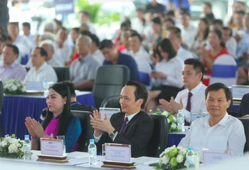 FLC xây trung tâm hội nghị quốc tế tại Vĩnh Phúc - ảnh 2