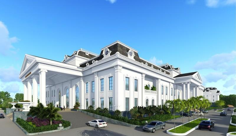 FLC xây trung tâm hội nghị quốc tế tại Vĩnh Phúc - ảnh 3